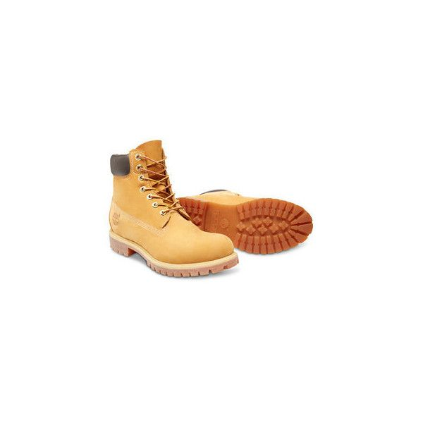 Men's Timberland Icon 6-inch Premium Boot ❤ liked on Polyvore featuring men's fashion, men's shoes, men's boots, men's work boots, timberland mens boots, timberland mens work boots, mens work boots, mens boots and mens yellow boots