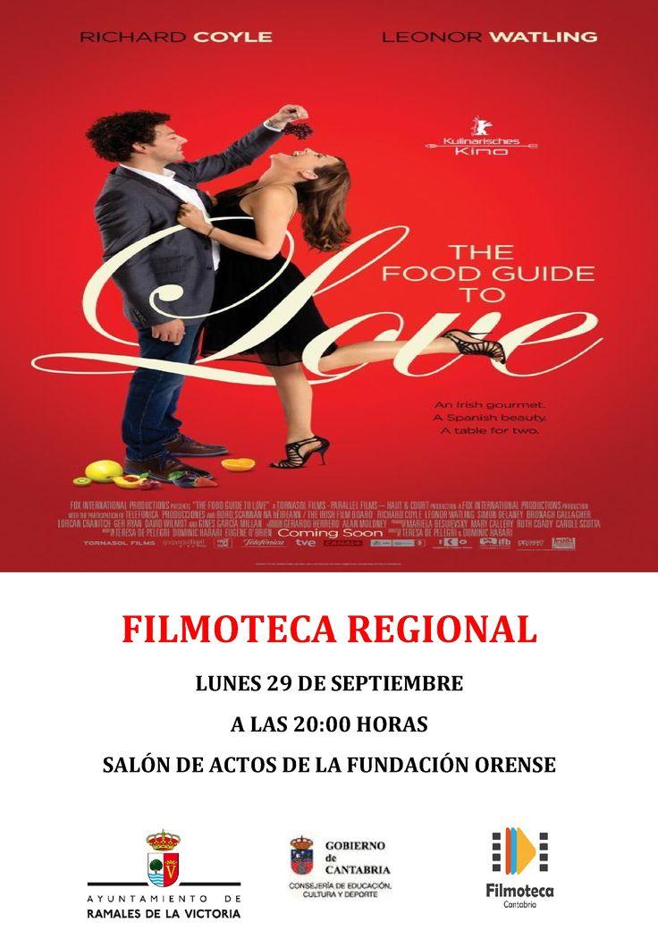 """en el Salón de actos de la Fundacion Orense, la película, """"Amor en su punto"""" de Teresa de Pelegrí y Dominic Harari +info sobre la peli: http://bit.ly/1DQKz16"""
