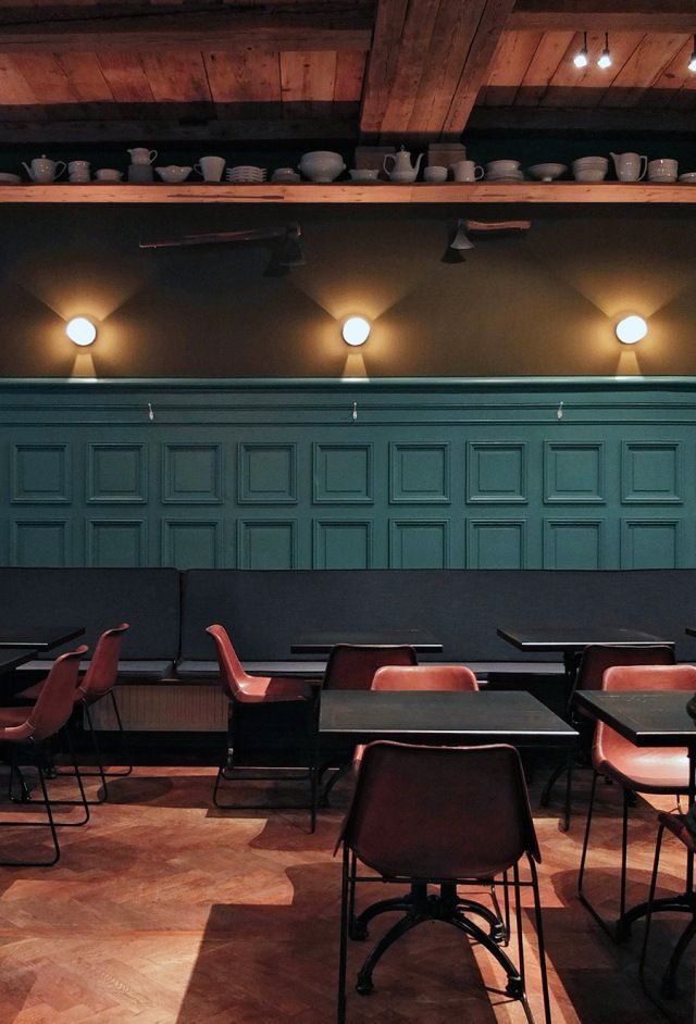 La Hache Restaurant by Pascal Claude Drach in Strasbourg, France | Yellowtrace.