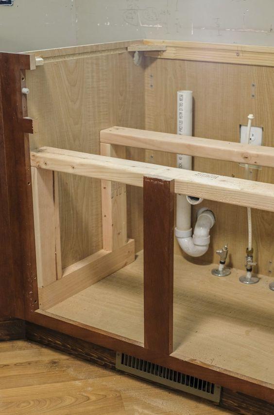 Diy Farmhouse Sink Installation Farmhouse Sink Installation
