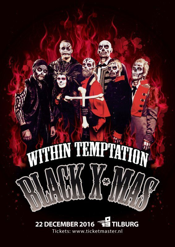 De extra black X-mas show van @WTofficial is helemaal uitverkocht. Wij wensen alle bezoekers veel plezier toe.