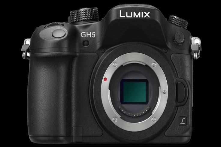 Panasonic's LUMIX GH5 can shoot 4K 60p video and take 6K stills