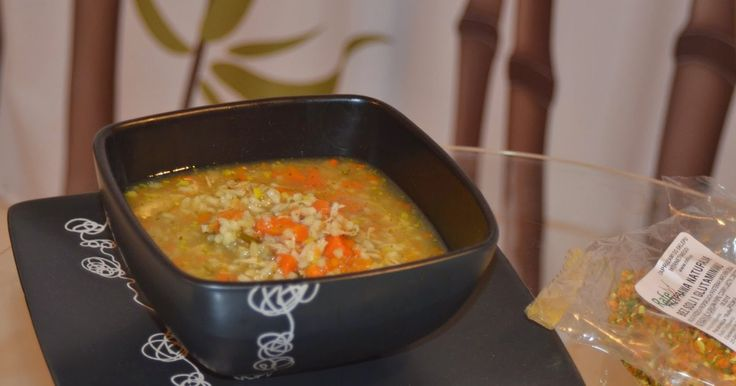 Fit  - Dietetyczna zupa warzywna