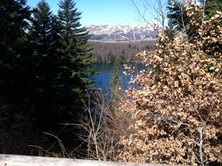 Lac et cratère de Volcan. Une beauté préservée !