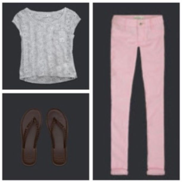 Abercrombie kids cute kids outfit