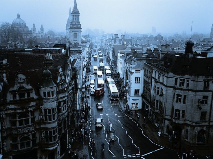 "aworldwithaview: ""Oxford city centre, Oxford, Oxfordshire, England """