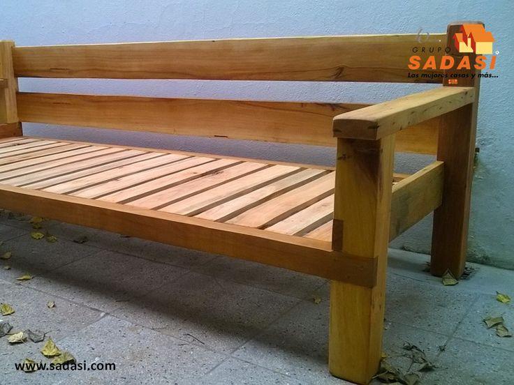 Hogar las mejores casas de m xico hay sillones con - La mejor madera para exterior ...