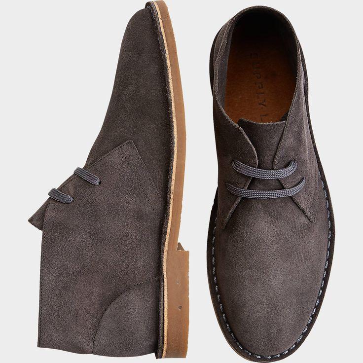 Buy a Supply Lab Beau Taupe Suede Chukka Boots online at Men's Wearhouse. See the latest styles of men's Boots. FREE Shipping on orders $99+.