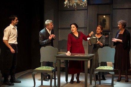 """""""Το μυστικό της κοντέσσας Βαλέραινας"""" του Γρηγόρη Ξενόπουλου @ Θέατρο ELIART"""