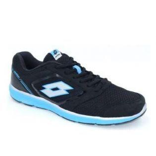 lotto S1102 EVERIDE AMF Siyah Erkek Günlük Spor Ayakkabısı