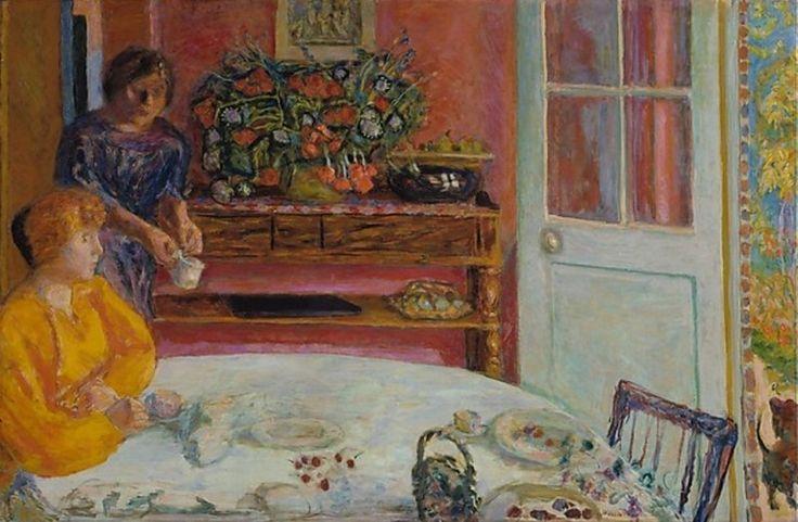 Les 343 meilleures images du tableau pierre bonnard art for Salle a manger a la campagne bonnard