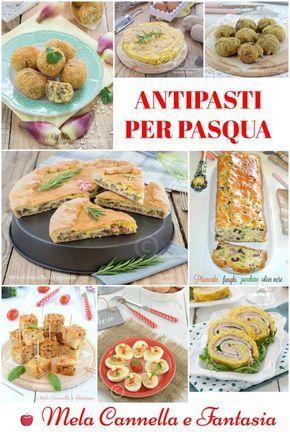 #Antipasti per #Pasqua – #ricette facili sfiziose ed economiche per tutti i gusti!! #happy #easter #recipe #fingerfood