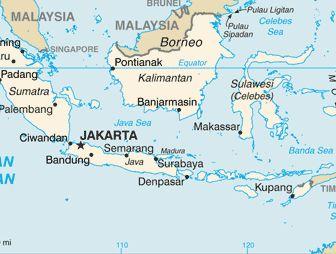 Indonésie : carte et plans Infos pratiques !