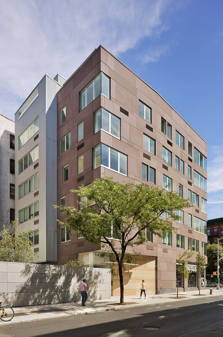 653 10th Ave. Housing / Cannon Design