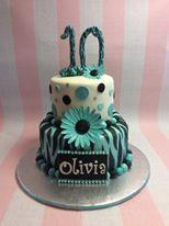 10th birthday cake for girl - Sök på Google