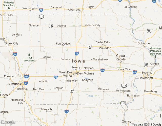 Iowa DOT Road Conditions