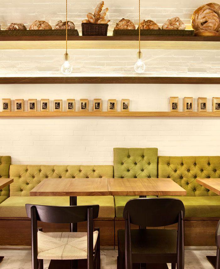 Magical Light, Cozy And Romantic Cafe Fresh Innovative Design Cafe6