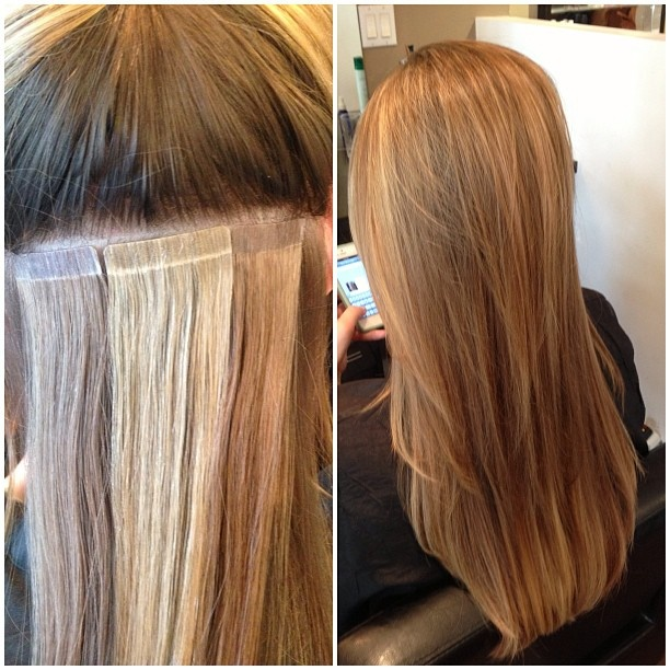 8 Best Extensions Images On Pinterest Hotheads Extensions Hair