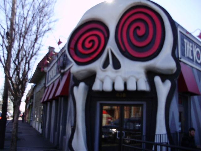 The Vortex - Little 5 Points/Atlanta, GA Best burgers in  town!