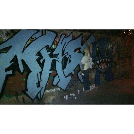 #streetart #vandalism #galeri #jalanan #bnr #why #tuns #esa #duart