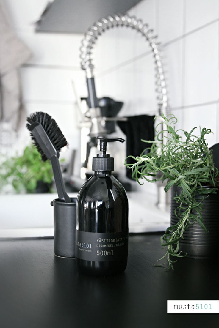 Zinoti – Musta5101: Astiaharja, keittiöpyyhe, käsitiskiaine. #habitare2014 #design #sisustus #messut #helsinki #messukeskus