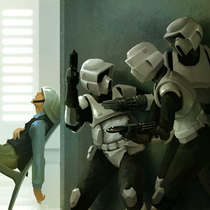 Fleet Costume Trooper Rebel