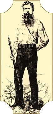 Christie Palmerston - bush man explorer