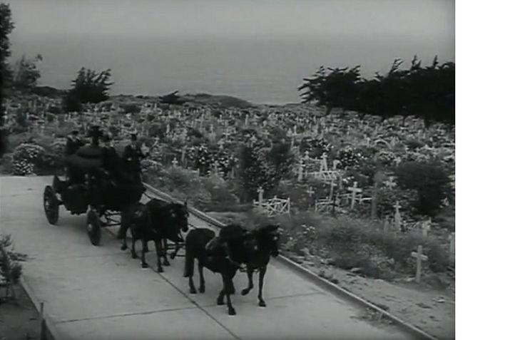 https://flic.kr/p/9mgWQ9 | El cementerio 3, más conocido como cementerio de Playa Ancha en 1963