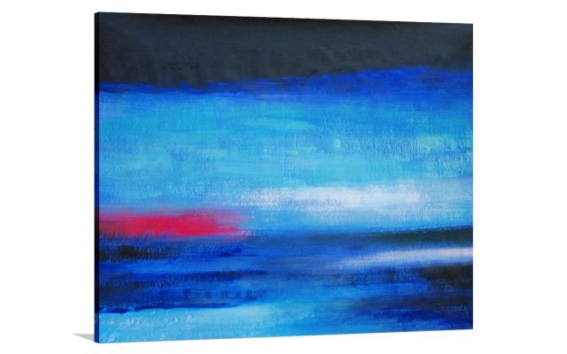 MIDNIGHT SKY [3363766] - $399.00 | United Artworks | Original art for interior design, buy original paintings online