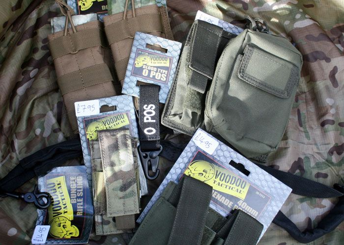 Voodoo Tactical Pouches & Gear Review