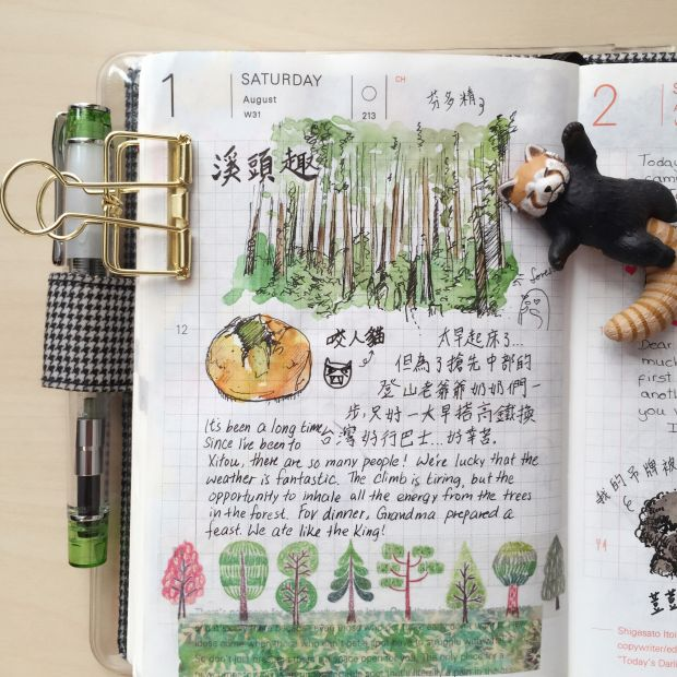 2015 Hobonichi Reflection and 2016 Hobo Haul – PENGUINS CREATIVE