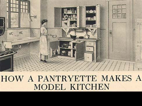 If you live in an old home, and are like me, you are probably curious what your kitchen looked like almost 100 years ago. I have been researching historical publications, magazines, books and onlin...