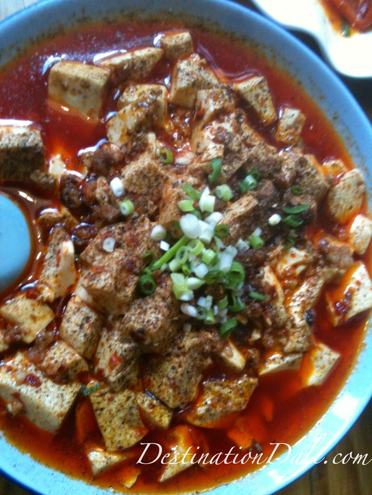 Ma po tofu at Chuanxing Private Home Sichuan Restaurant. See the restaurant listing here: http://destinationdali.com/dali/chuanxing-dali-private-home-sichuan-cuisine/