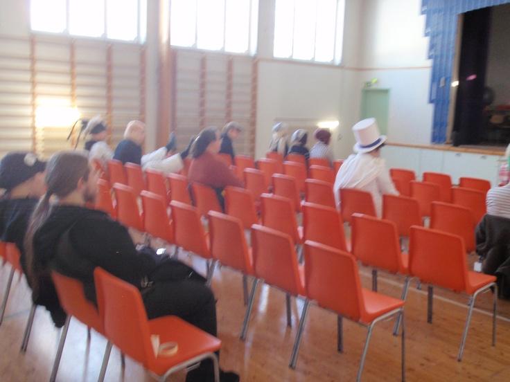 #moricon luennoilta