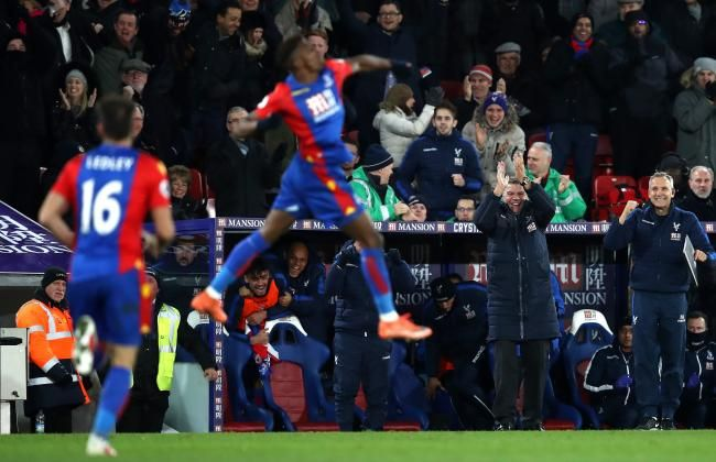#rumors  Sam Allardyce urges Crystal Palace star Wilfried Zaha to 'forget about transfer speculation and focus on football'