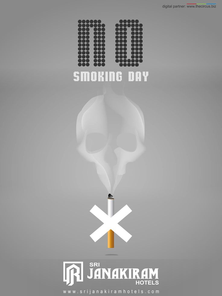 Smile and let everyone know that today, you're a lot  stronger than you were yesterday. Quit Smoking  #srijanakiram #no_smoking_day