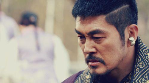 To an enemy, tears are better than blood. BAEK AHN, Empress Ki
