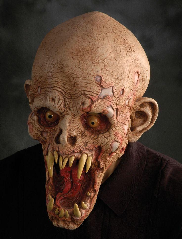 schell shocked mask creepy maskshalloween - Creepy Masks For Halloween