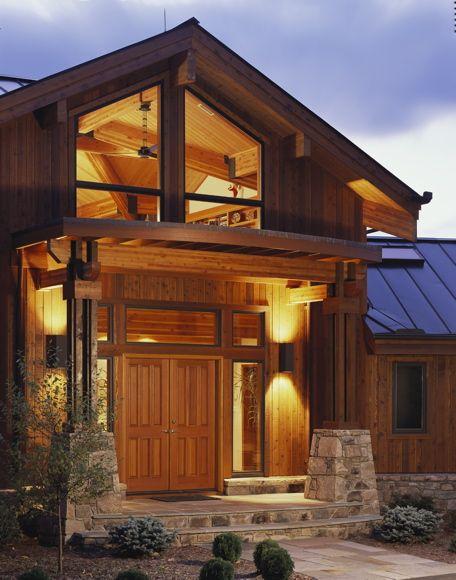 Image result for Exterior cedar beams