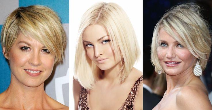 Tante nuove acconciature per chi ha i capelli fini!