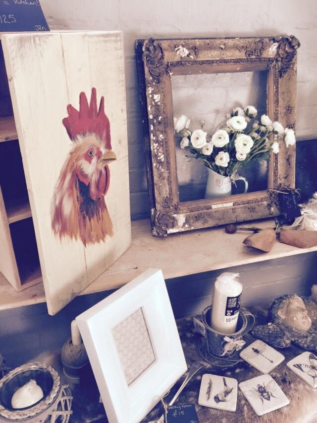 Everyone needs a cockerel cabinet in their lives. #quirky #gifts #homedecor
