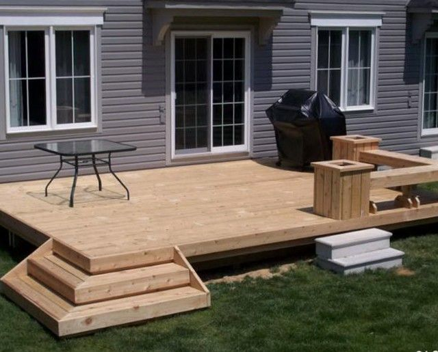 Deck Building Calculator Canada In 2020 Small Backyard Decks Deck Designs Backyard Backyard Patio Designs