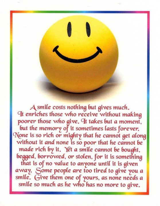 46 best Smiley Face :) images on Pinterest | Smiley faces ...