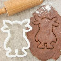 "Cookie cutter ""Luntik"" 10.5 cm"