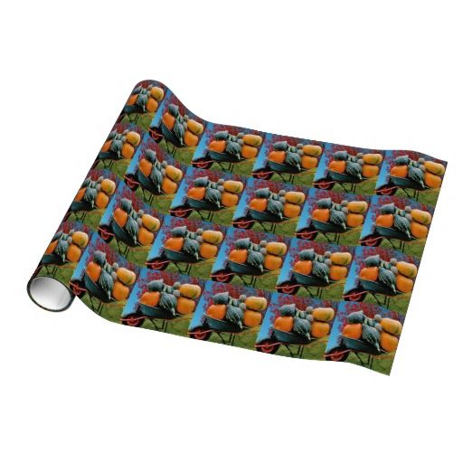 Harvest Time Wrapping Paper