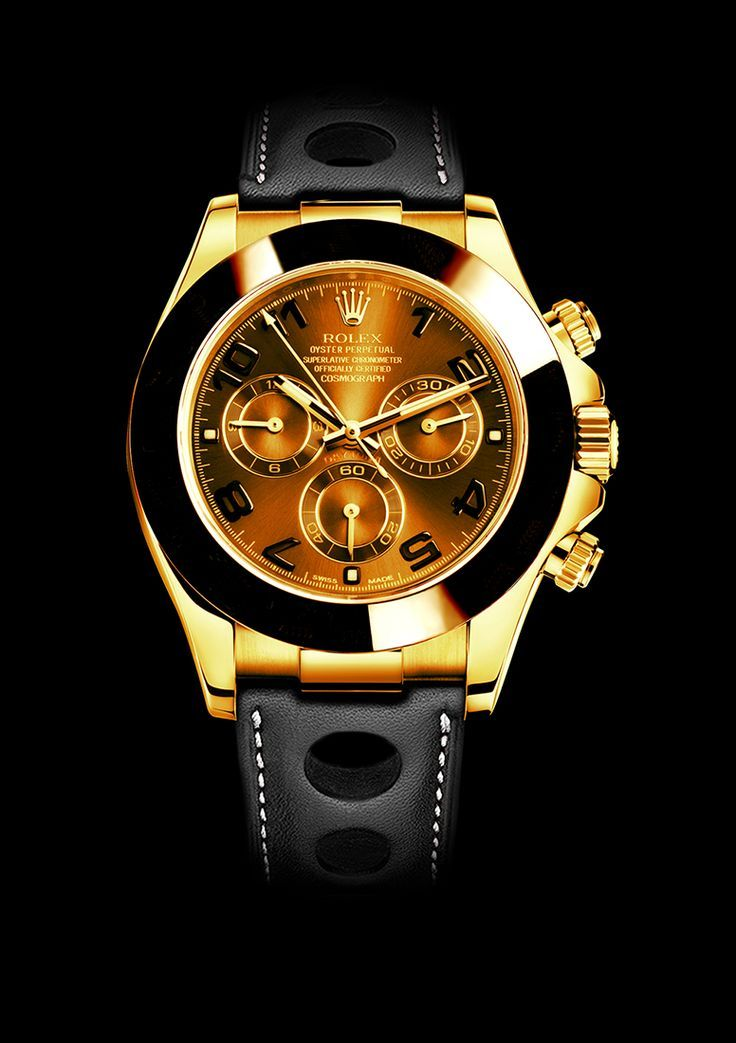 This Watch is really impressive, the Rolex Daytona