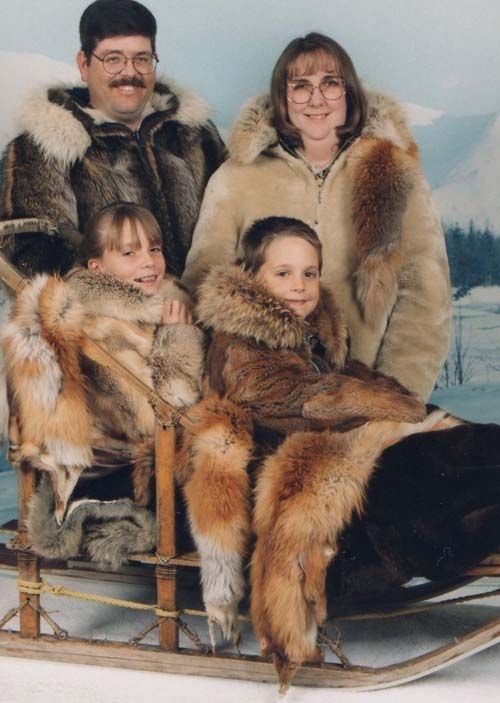 Family Portrait #xmas