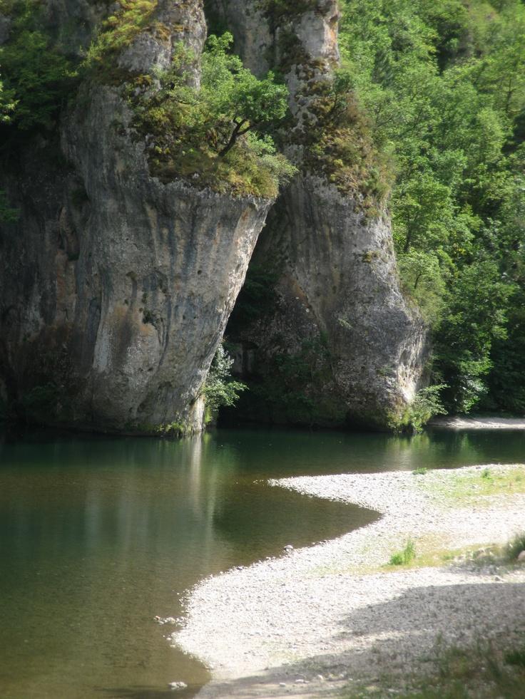 Les gorges du Tarn...