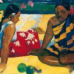 Paul Gauguin - Tahiťanky