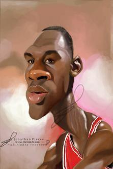 TheInk_Dr: Michael Jordan Rookie Year